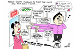 Will Yingluck flee?の画像
