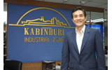Mr. Sutham Chanchamcharat (Asst. Managing Director)Kabinburi Industrial Zoneの画像