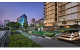 Sathorn Vista, Bangkok - Marriott Executive Apartments プール周辺の画像