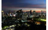 Mayfair, Bangkok - Marriott Executive Apartments 25階からの眺め(写真:newsclipスタッフ)の画像