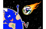 FIFA World Cup cartoonの画像