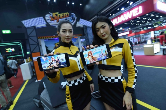 「Thailand Game Expo」 バンコクで開幕newsclip